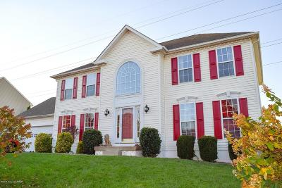 Lehigh County, Northampton County Single Family Home For Sale: 115 Clover Hollow Road