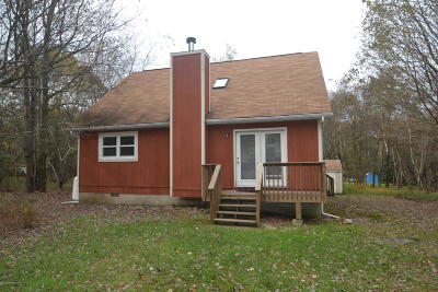 Towamensing Trails Single Family Home For Sale: 73 Chapman Cir