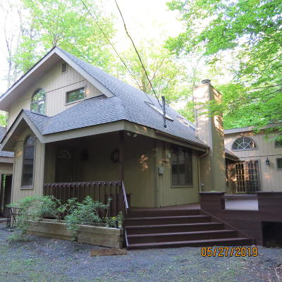Pocono Pines PA Single Family Home For Sale: $289,900