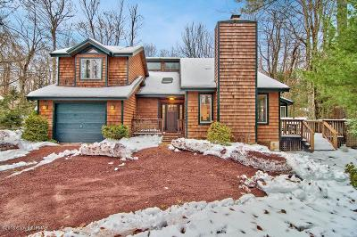 lake naomi, Timber Trails Single Family Home For Sale: 2267 Hillcrest Dr
