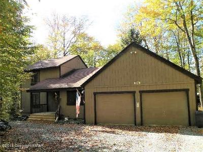 Pocono Lake Single Family Home For Sale: 193 Elk Run Road