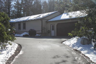 Long Pond Single Family Home For Sale: 332 W Minsi Trl