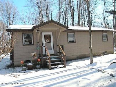 Pocono Lake Single Family Home For Sale: 186 Orono Drive