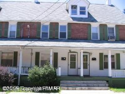 Stroudsburg Multi Family Home For Sale: 117 N 1st St