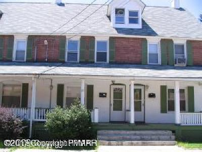 Stroudsburg Single Family Home For Sale: 117 N 1st St