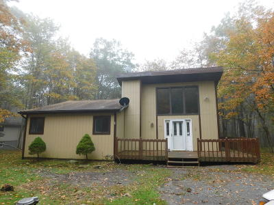 Blakeslee Single Family Home For Sale: 120 Fern Ridge Rd