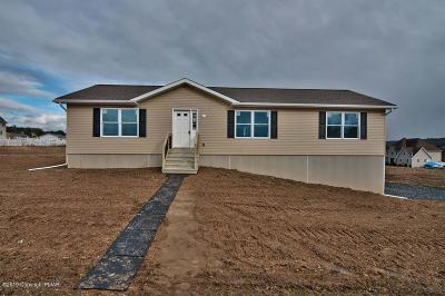 Kunkletown Single Family Home For Sale: 50 Buttercup Way