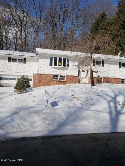 Stroudsburg Single Family Home For Sale: 816 Wedgewood Lake Dr