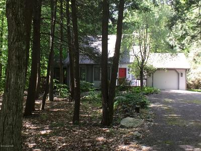 Pocono Pines PA Single Family Home For Sale: $325,000