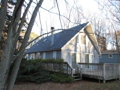 Towamensing Trails Single Family Home For Sale: 162 Teddyuscung Trl