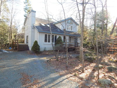 Pocono Pines PA Single Family Home For Sale: $265,000