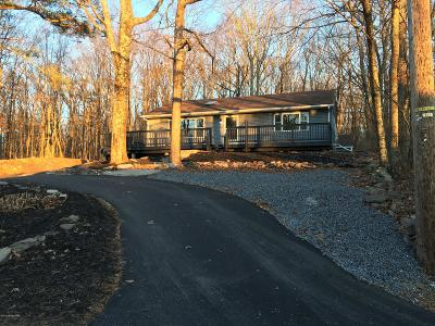 Bartonsville, Delaware Water Gap, East Stroudsburg, Marshalls Creek, Shawnee On Delaware, Stroudsburg, Tannersville Single Family Home For Sale: 6368 E Lakeshore Dr