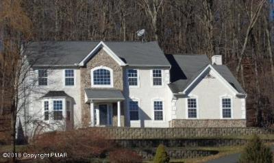 Bartonsville, Delaware Water Gap, East Stroudsburg, Marshalls Creek, Shawnee On Delaware, Stroudsburg, Tannersville Single Family Home For Sale: 3510 Red Tail Ct