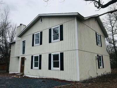 Mount Pocono Single Family Home For Sale: 28 Summit Dr