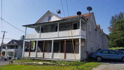Monroe County Multi Family Home For Sale: 627 Main St