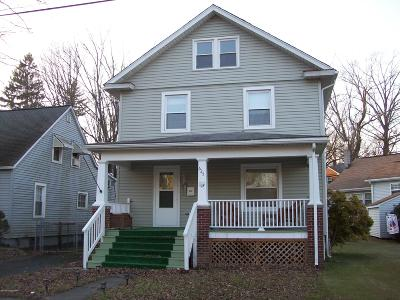 Stroudsburg Rental For Rent: 625 Wallace St