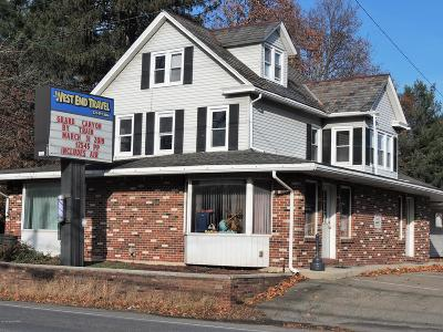 Monroe County Commercial For Sale: 1835 Ste.4 Route 209 Rte