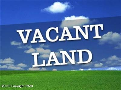 Mount Pocono Residential Lots & Land For Sale: Pocono Rd