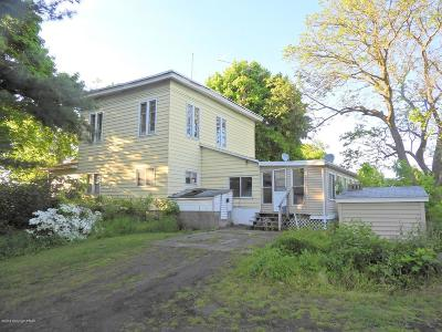 Bangor Single Family Home For Sale: 9069 N Delaware Drive