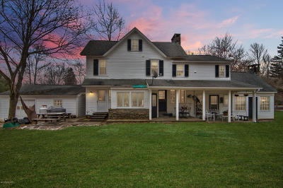 Buck Hill Falls PA Single Family Home For Sale: $224,900