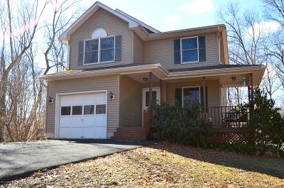 East Stroudsburg PA Single Family Home For Sale: $147,400