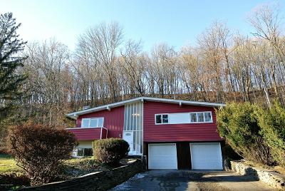 Stroudsburg Single Family Home For Sale: 6075 Cherry Valley Rd