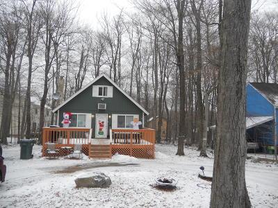 Tobyhanna PA Single Family Home For Sale: $59,900