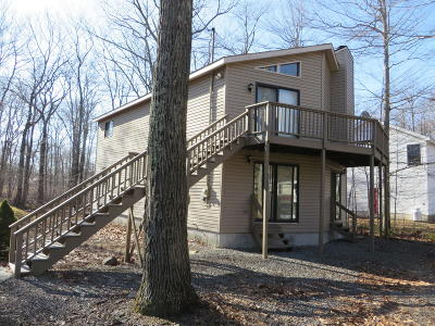 Tobyhanna PA Single Family Home For Sale: $107,900