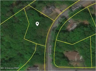 East Stroudsburg Residential Lots & Land For Sale: (Lot 32) Sunrise Dr