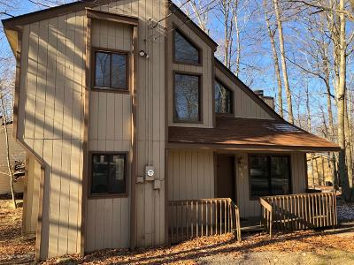 Tobyhanna PA Single Family Home For Sale: $69,900