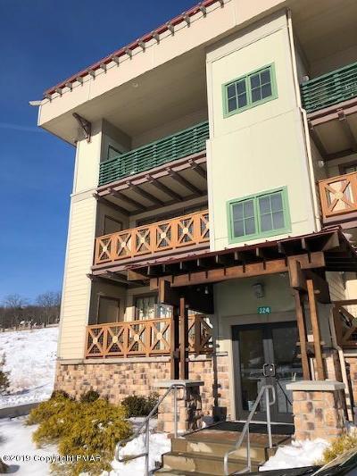 Lake Harmony Single Family Home For Sale: 324 Hummingbird Way 202 J3