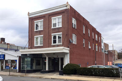 East Stroudsburg Commercial For Sale: 106 S Courtland St