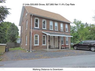 East Stroudsburg Rental For Rent: 71 Hallet St