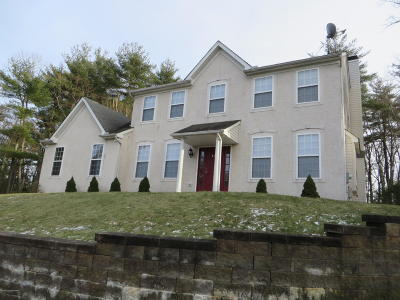 East Stroudsburg Rental For Rent: 4215 Blue Mountain Crossing