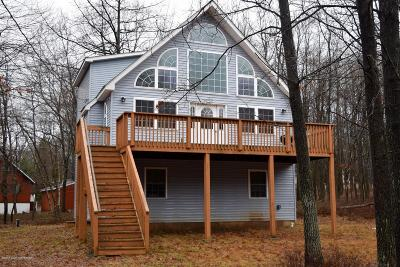Blakeslee Single Family Home For Sale: 290 Brier Crest Road