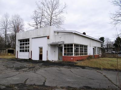 East Stroudsburg Commercial For Sale: 160 King St
