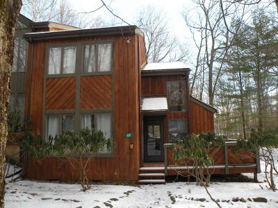 Lake Harmony Single Family Home For Sale: 69 Ruffed Grouse Ct