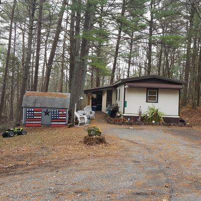 Effort Single Family Home For Sale: 116 Schrader Ln