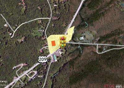 East Stroudsburg Commercial For Sale: 630 Seven Bridge Rd