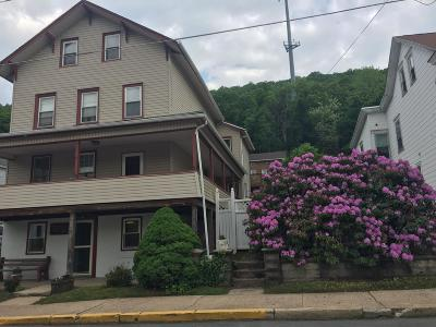 Jim Thorpe Single Family Home For Sale: 538 Center Ave