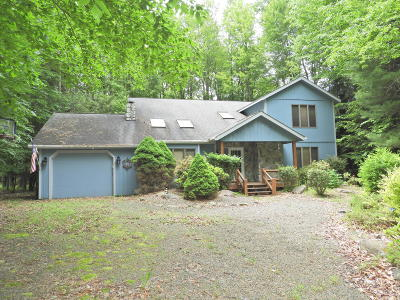 lake naomi, Timber Trails Single Family Home For Sale: 308 Foxglove Place