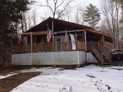 East Stroudsburg Single Family Home For Sale: 3369 Frontier Rd