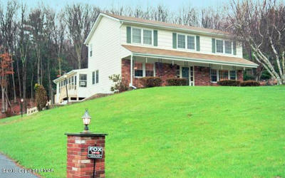 Saylorsburg Single Family Home For Sale: 2617 W View Drive