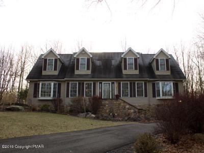 Albrightsville Single Family Home For Sale: 3 Sassafras Rd
