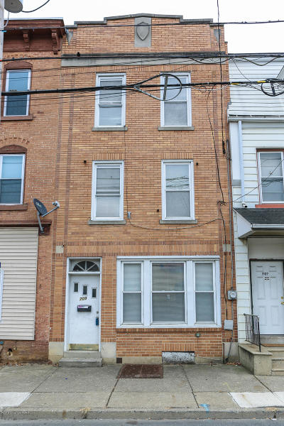 Lehigh County, Northampton County Single Family Home For Sale: 709 N Front St