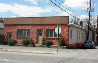 East Stroudsburg Commercial For Sale: 429 N Courtland St