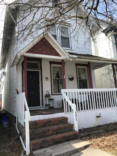 Jim Thorpe Single Family Home For Sale: 131 S South St