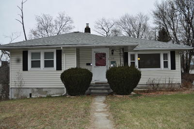 East Stroudsburg Rental For Rent: 118 Fairview St