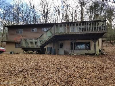 Saylorsburg Single Family Home For Sale: 120 Sugar Hill Rd