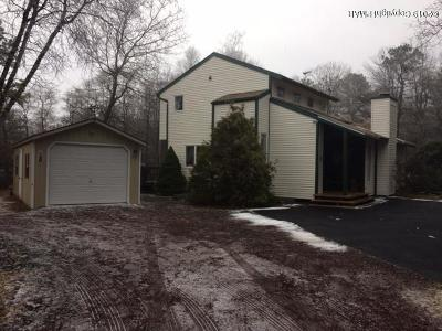 Towamensing Trails Single Family Home For Sale: 185 Lindbergh Cir